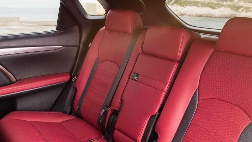 Lexus RX (2019) Interior 012