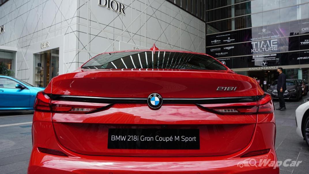 2020 BMW 2 Series 218i Gran Coupe Exterior 043