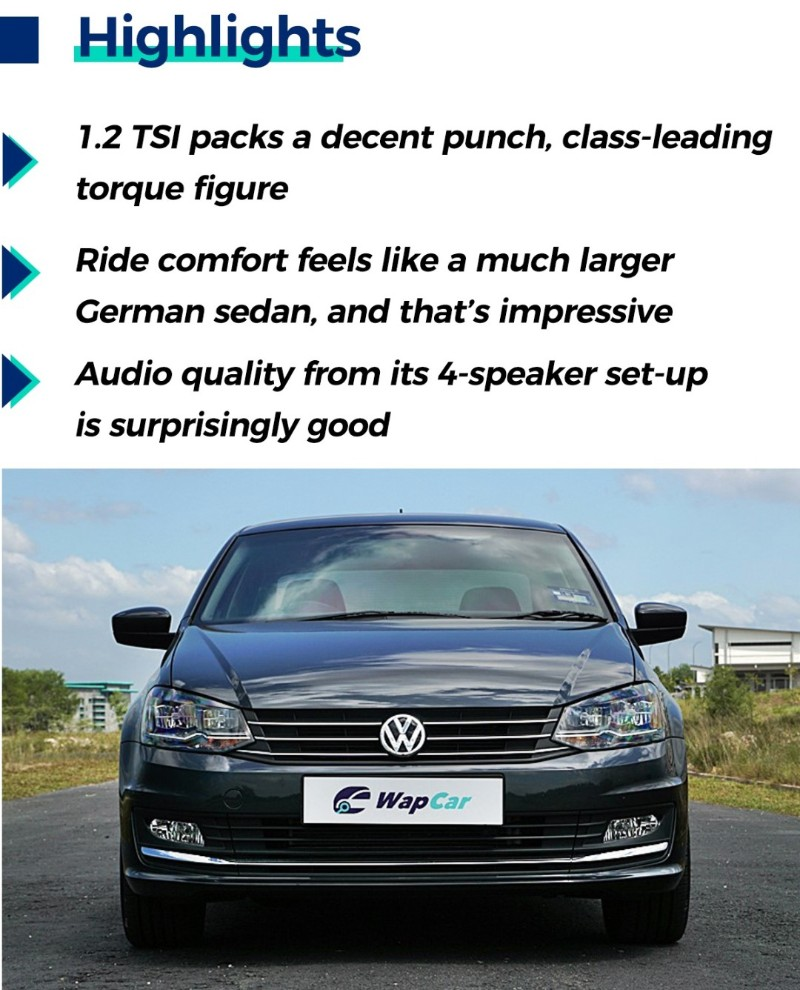 Review: VW Vento TSI – Turbocharged efficiency, but at a cost 02