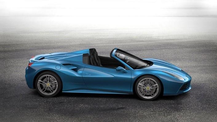 Ferrari 488 (2015) Exterior 007