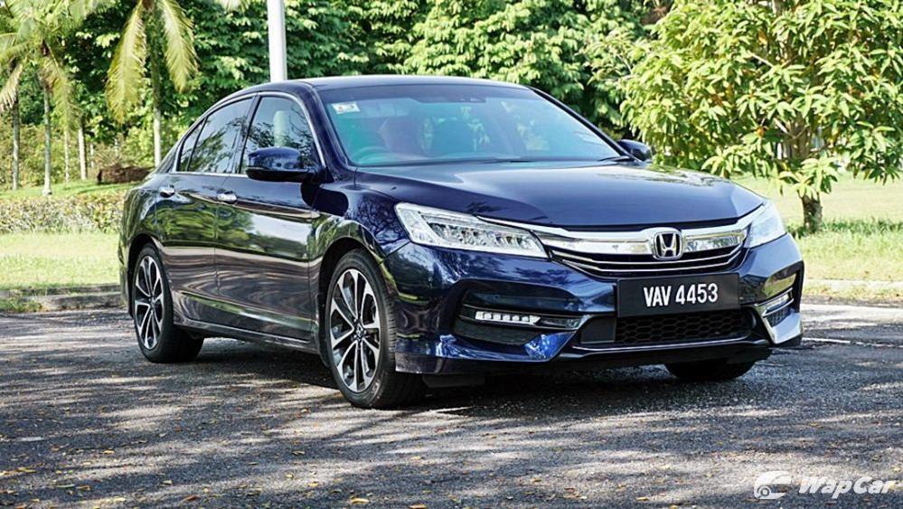 2018 Honda Accord 2.4 VTi-L Advance Exterior 003