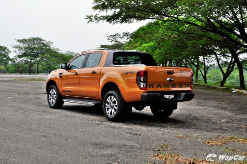 Next-gen 2022 Ford Ranger could gain 267 PS, 680 Nm PHEV variant, arriving in Malaysia in 2023? 02