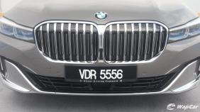 2019 BMW 7 Series 740Le xDrive Exterior 011