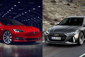 Tesla now outsells Audi in USA, what happened to Audi?