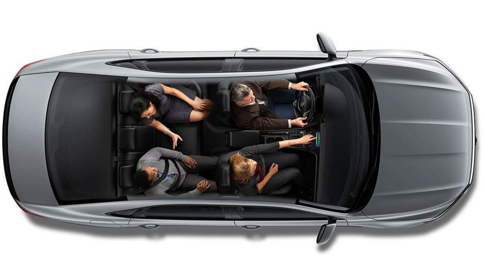 2020 Volkswagen Passat Interior 013