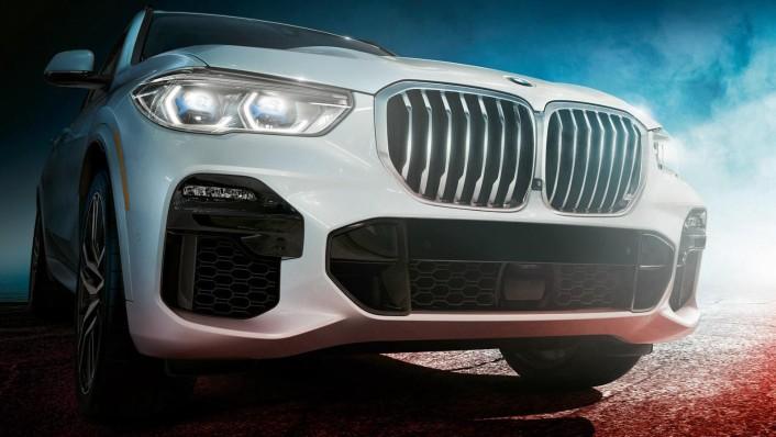 BMW X5 (2019) Exterior 004