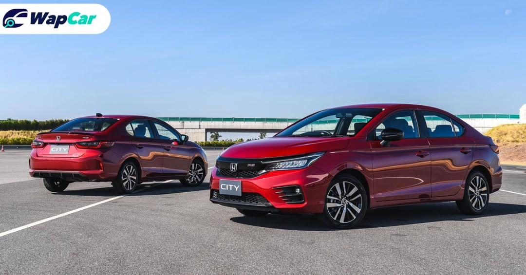 All-new 2020 Honda City: Singapore debut soon, 2 variants, 1.5L DOHC 01