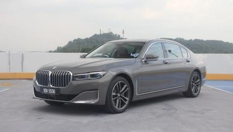 2019 BMW 7 Series 740Le xDrive Price, Reviews,Specs,Gallery In Malaysia | Wapcar