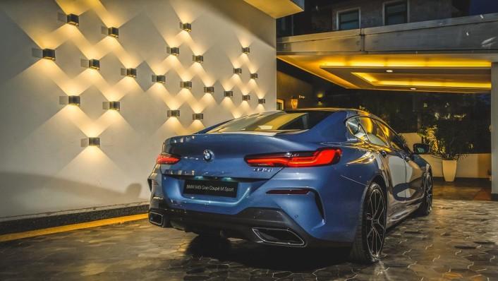 2020 BMW 8 Series 840i Gran Coupé M Sport Exterior 004