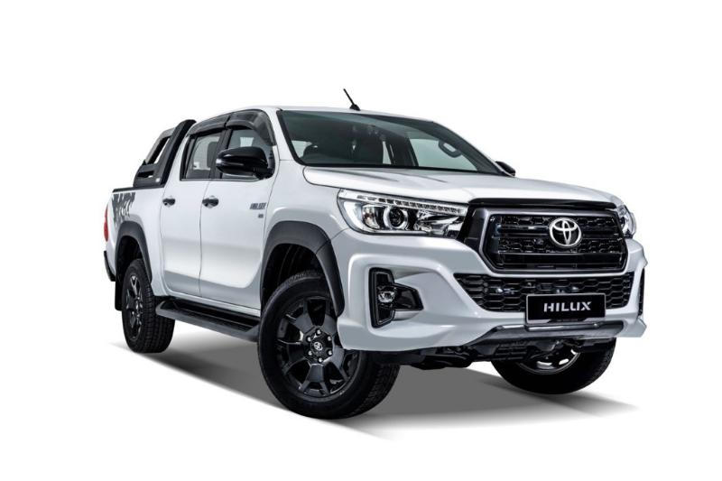 current generation Toyota Hilux