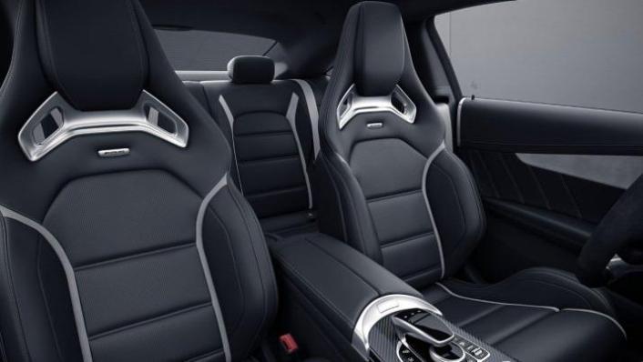 2018 Mercedes-Benz AMG C-Class Coupe C 63 S Interior 003