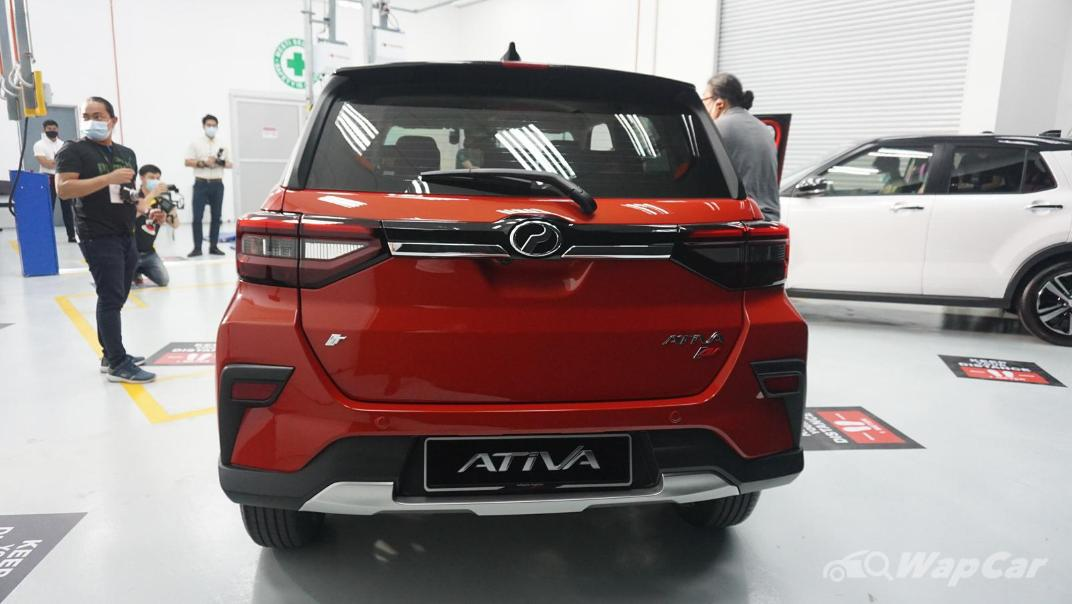 2021 Perodua Ativa 1.0L Turbo AV Exterior 005