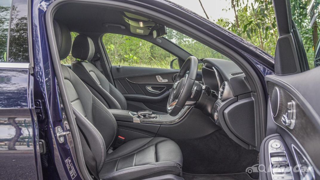 2020 Mercedes-Benz C-Class C 200 AMG Line Interior 033
