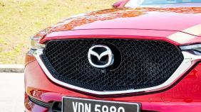 2019 Mazda CX-5 2.5L TURBO Exterior 015
