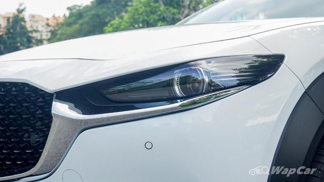 2020 Mazda CX-30 SKYACTIV-G 2.0 High Exterior 015