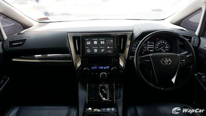2020 Toyota Vellfire 2.5 Interior 001