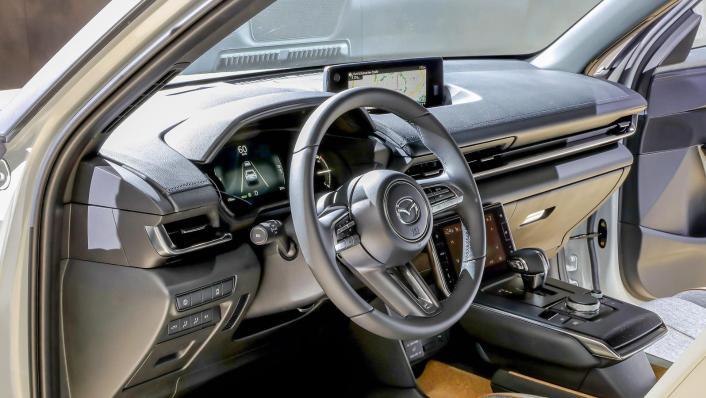 2020 Mazda MX-30 Upcoming version Interior 001