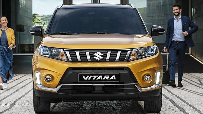 Suzuki Vitara (2018) Exterior 009