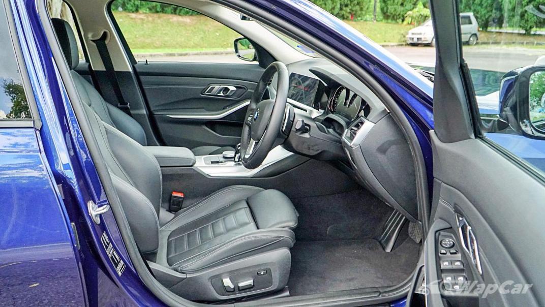 2020 BMW 3 Series 320i Sport Interior 081