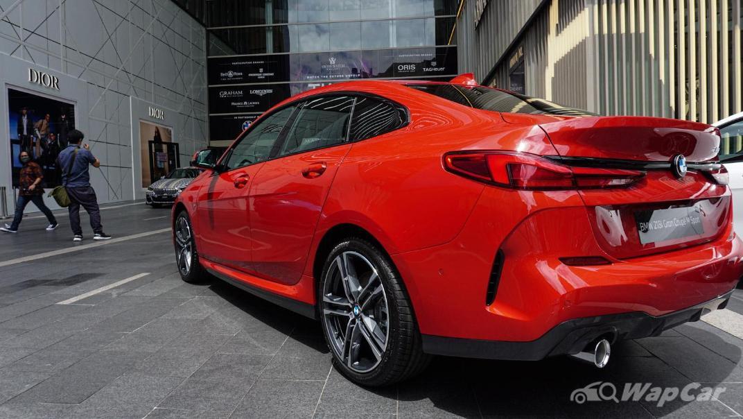 2020 BMW 2 Series 218i Gran Coupe Exterior 045