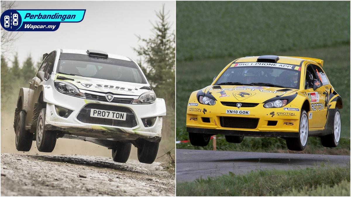 Perbandingan: Proton Iriz R5 vs Satria Neo 2000, kereta rali manakah yang anda pilih ? 01