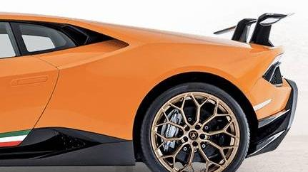 Lamborghini Huracán (2017) Exterior 019