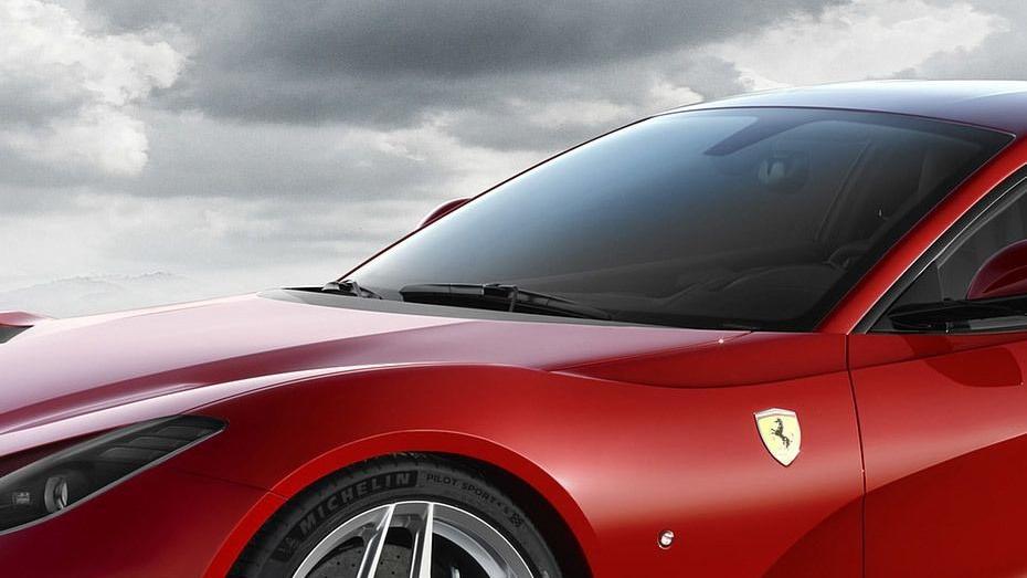 Ferrari 812 Superfast (2017) Exterior 011