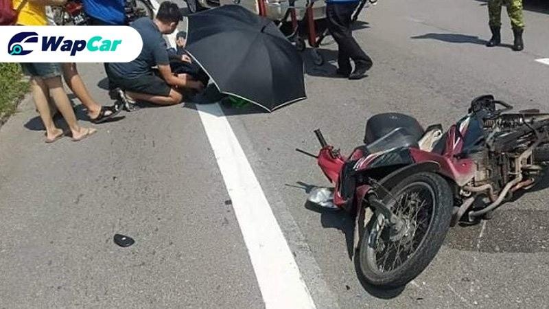 Perodua Myvi driver who drove against traffic arrested