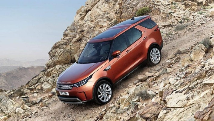 Land Rover Discovery (2018) Exterior 010