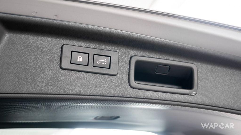 Subaru Forester (2019) Interior 029
