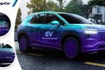 不再是涡轮瓦罐车型-全新的Mitsubishi Airtrek,以纯电动EV SUV形态再战江湖!