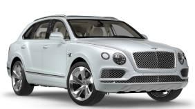 Bentley Bentayga (2019) Exterior 013