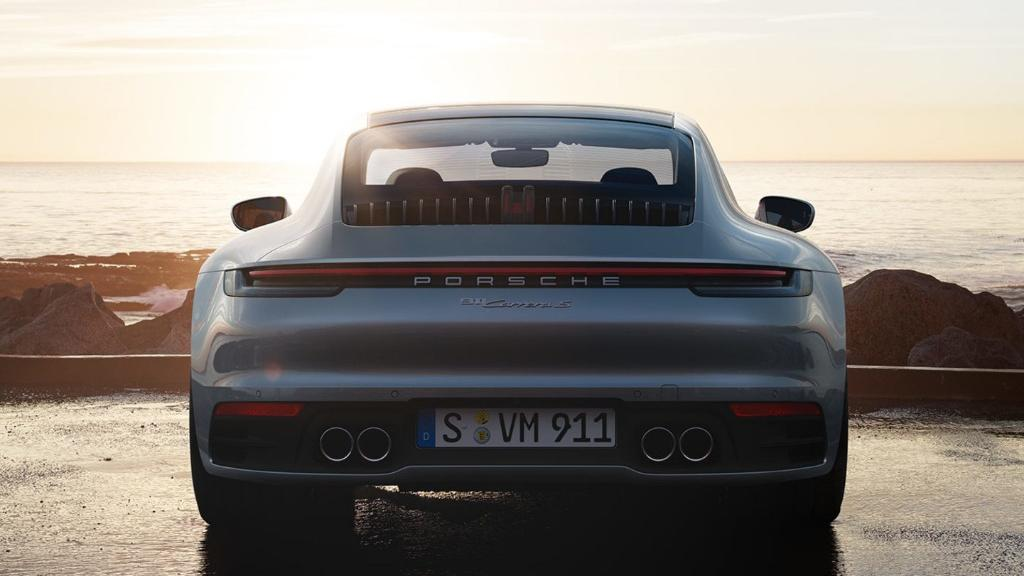 2019 Porsche 911 The New 911 Carrera S Exterior 005