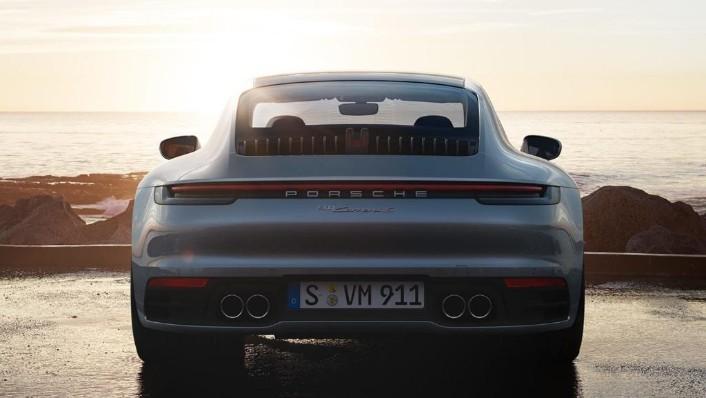 2019 Porsche 911 The New 911 Carrera S Exterior 005