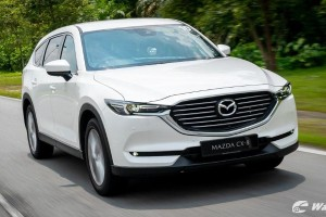All-new 2019 Mazda CX-8 is expensive, but what are the alternatives?