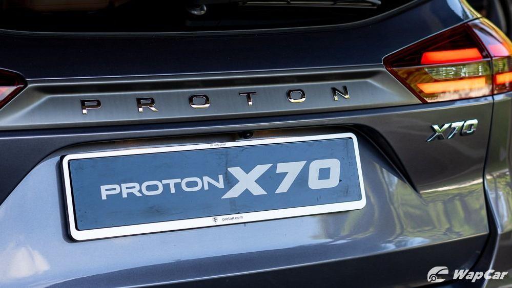 2020 Proton X70 1.8 Premium 2WD Exterior 043