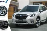 Subaru Forester facelift 2021 debut di Jepun – EyeSight terkini, reka bentuk 'BOLDER'