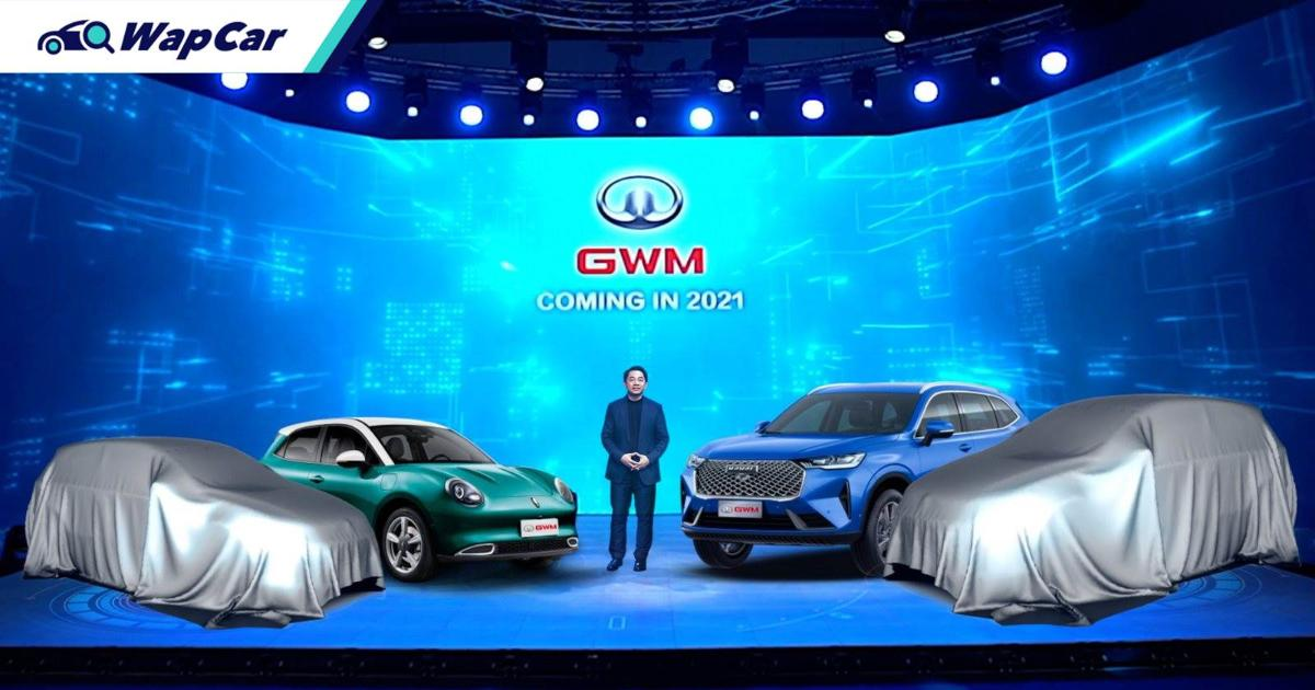 Great Wall Motors (GWM) now in Thailand, CKD 2021 Haval H6, other xEVs coming 01