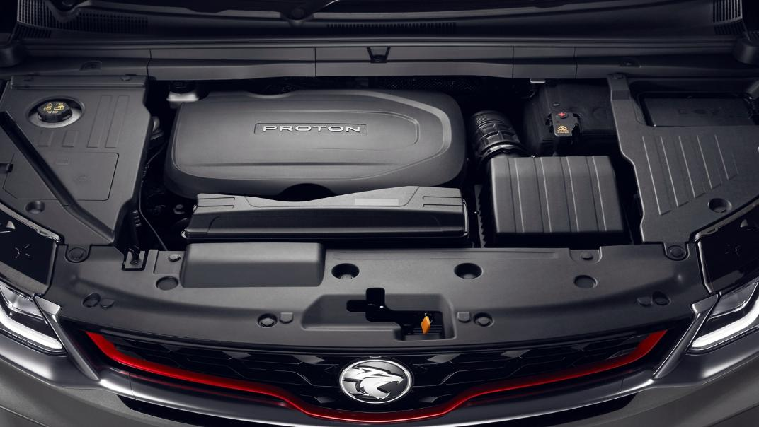2020 Proton X50 1.5T  Flagship Others 006