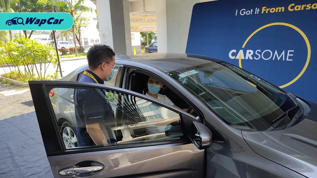 Carsome's new used-car buying process has a 5-day money-back guarantee 01