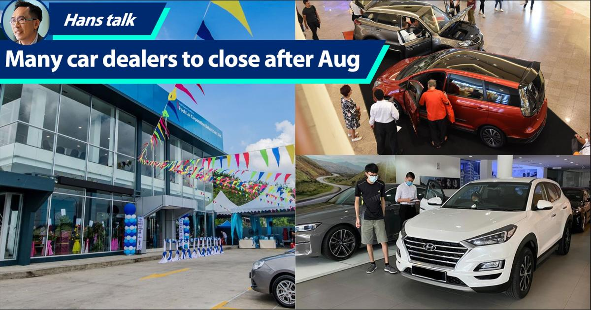 SAs need food banks, many car dealerships to close down after August 01