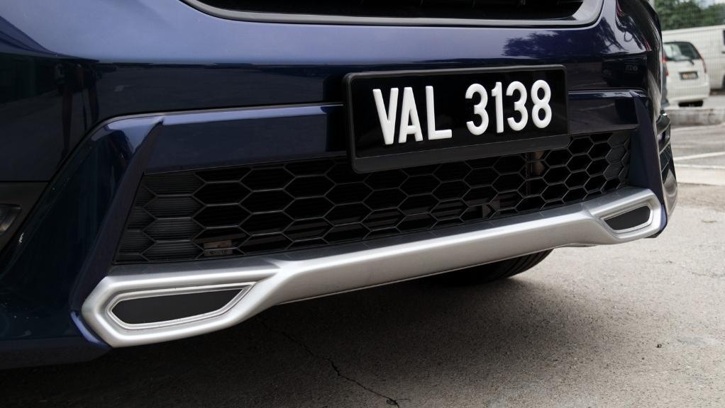 2019 Honda CR-V 2.0 2WD Exterior 009