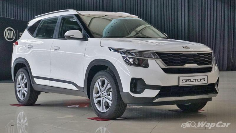 2021 Kia Seltos launched in Malaysia: 1.6L NA, CBU India, 2 variants, from RM 116k 02
