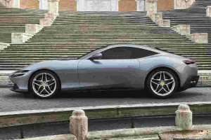 Ferrari thinks you can fit 4 in the new Ferrari Roma coupe