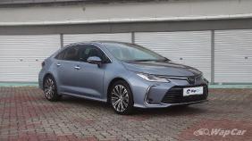 2020 Toyota Corolla Altis 1.8G Exterior 003