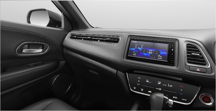 Honda HR-V (2019) Interior 007