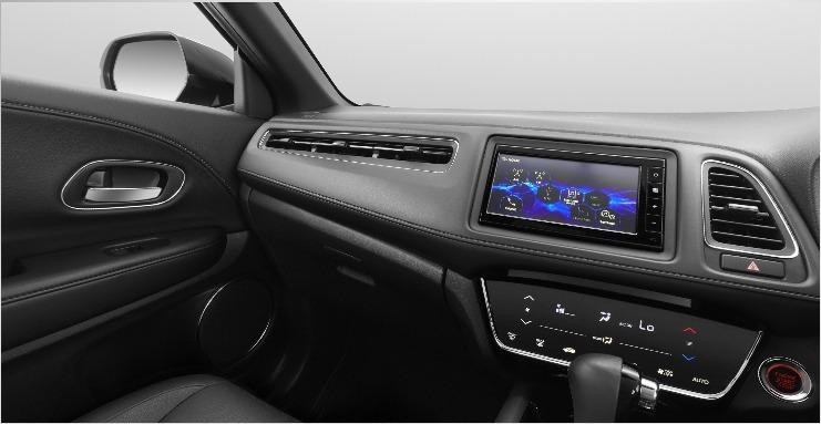 Honda HR-V (2019) Interior 007