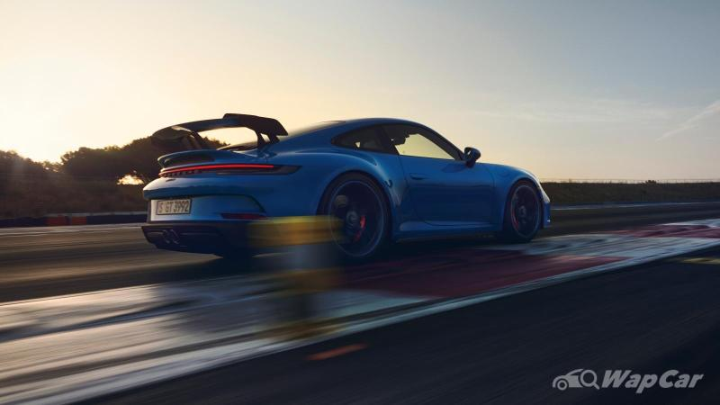 2021 (992) Porsche 911 GT3 available for pre-order in Malaysia; 510 PS, 6:59 Nurburgring lap time 02