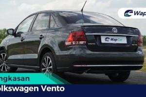 Ringkasan: VW Vento – Masih boleh dibandingkan dengan Toyota Vios dan Honda City?