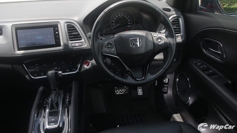 2019 Honda HR-V 1.8 RS Interior 002